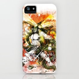 Dragger iPhone Case