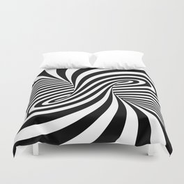 To Infinity Duvet Cover