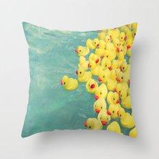 Escaping Normal Throw Pillow