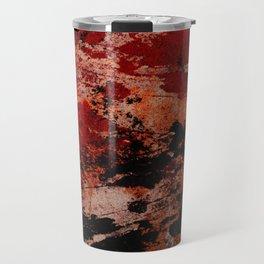 Rustic II - Abstract, metallic artwork Travel Mug