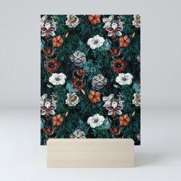 NIGHT FOREST XXI Mini Art Print