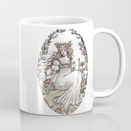 Fairy Ring Maiden Coffee Mug
