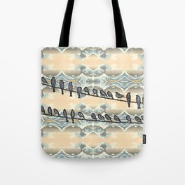 Serenity Flight Tote Bag