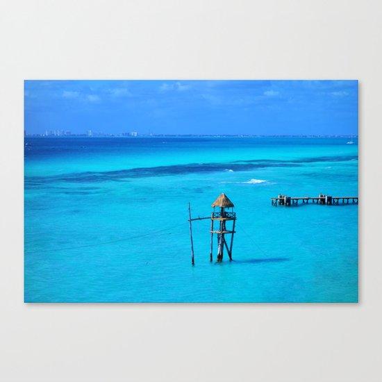 Lifeguard II Canvas Print