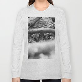 Wild Eyes Wolf Edition Long Sleeve T-shirt