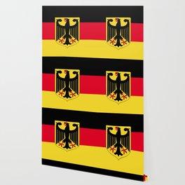 Germany flag emblem Wallpaper