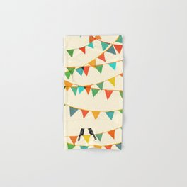 Carnival is coming to town Hand & Bath Towel
