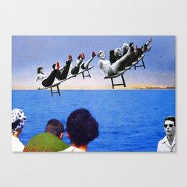 Sea, Sea. Canvas Print