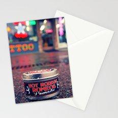 Stay slick! Stationery Cards