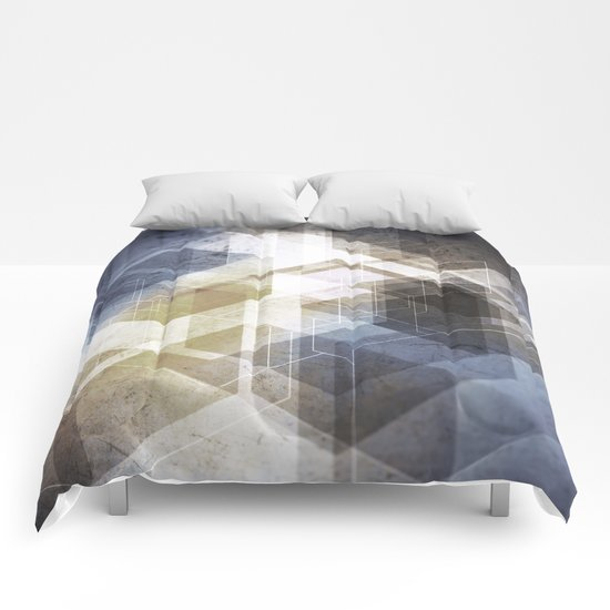 Dream of San Francisco Comforters
