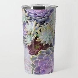 Perle Von Nurnberg Succulents Travel Mug