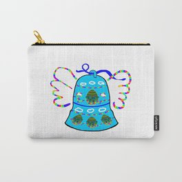 Winged Bell Carry-All Pouch