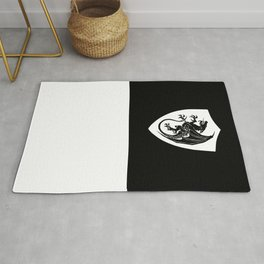 Way of the Dragon Rug