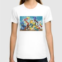 mlp T-shirts featuring MLP X-Men by Kimball Gray