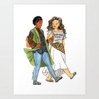 More to love Art Print