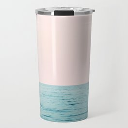 Blissful Ocean #1 #wall #decor #art #society6 Travel Mug