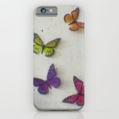 Oh to be a Butterfly iPhone 6s Slim Case