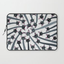 Barmuda Whimsical Cats Laptop Sleeve
