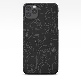 Face Lace iPhone Case