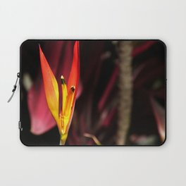 Tropical Blooms in Costa Rica Laptop Sleeve