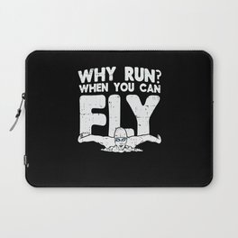 Swimming Swim Gift Laptop Sleeve