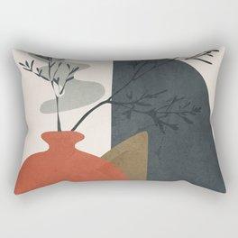 Abstract Elements 12 Rectangular Pillow