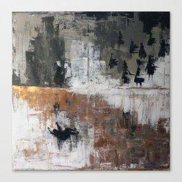 fallin Canvas Print
