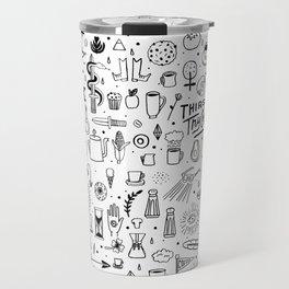 Coffee Life Travel Mug