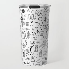 Coffee Life Travel Mug