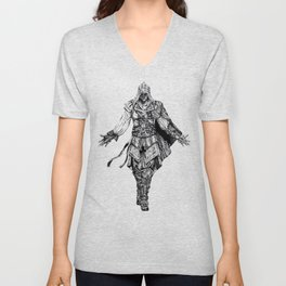 Ezio Unisex V-Neck