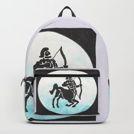 Sagittarius - Zodiac sign Backpack