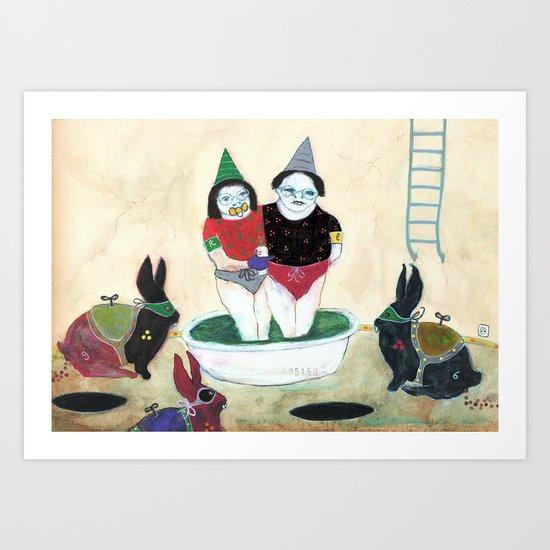 Special Room VII Art Print