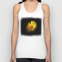 sunshine Tank Tops featuring Sunshine by Trevor Jolley