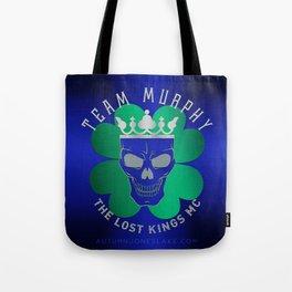 Team Murphy Tote Bag