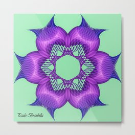 The colorful chaos Metal Print