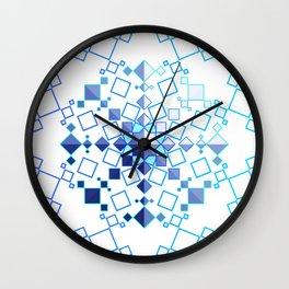 Arctic Esteem Wall Clock