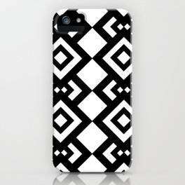 Boxed In iPhone Case