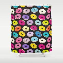 Donut Dreams by Everett Co Shower Curtain