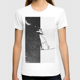 The rope of your fantasy. T-shirt