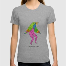 Dancing Bird #1 T-shirt