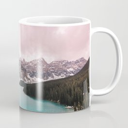 Moraine Lake Banff National Park Coffee Mug