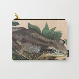 Upland Chorus Frog Carry-All Pouch