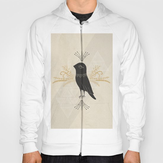 Black Bird Hoody