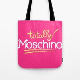 Totally Moschino Tote Bag