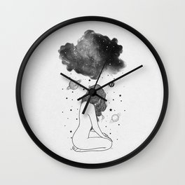 I prefer night. Wall Clock