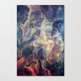 Eternal Spring Canvas Print
