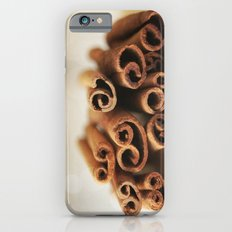 Cinnamon Sticks Bokeh iPhone 6s Slim Case