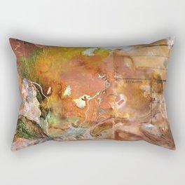 Transference Rectangular Pillow