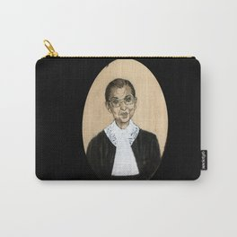 Ruth Bader Ginsburg Carry-All Pouch