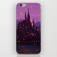 Portrait of a Kingdom: Corona  iPhone & iPod Skin